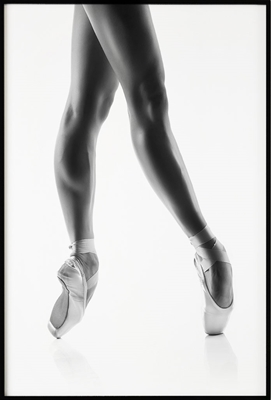 Poster & Gallery prints Fotokunst Pointe shoes, Poster