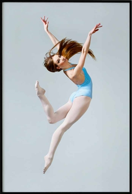 Poster & Gallery prints Fotokunst Dancer New York, Poster