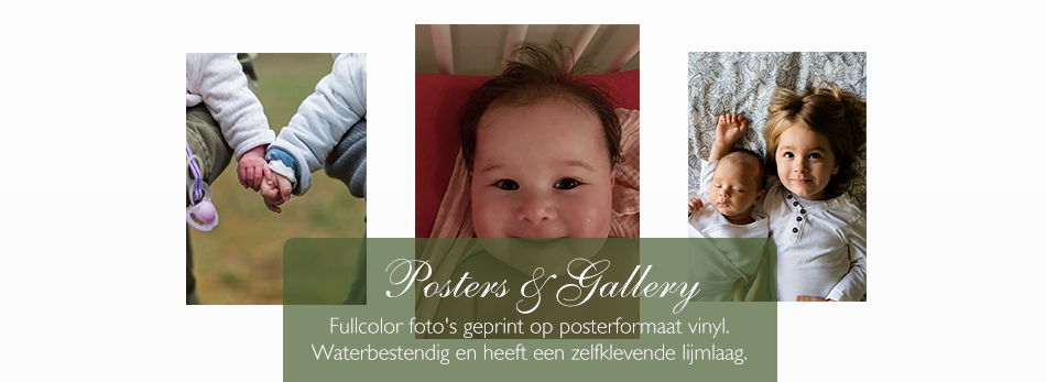 Poster & Gallery prints - Alles
