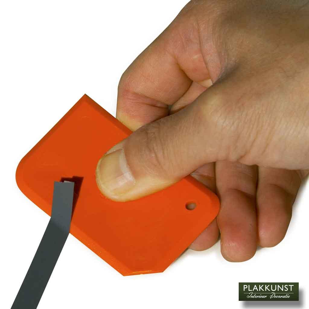Sticker verwijderspatel