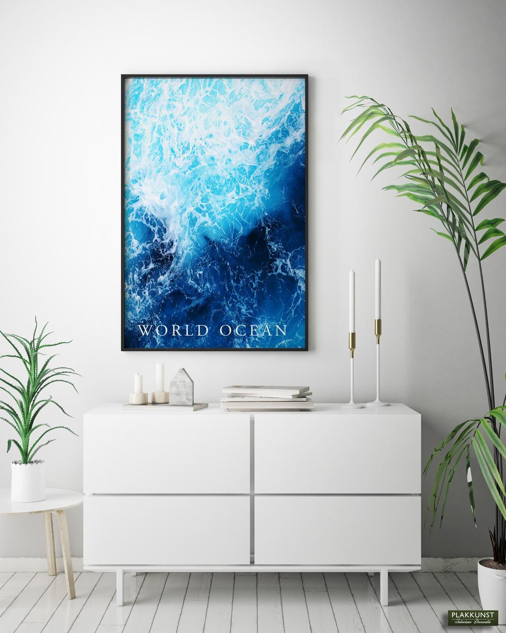 World Ocean, Poster