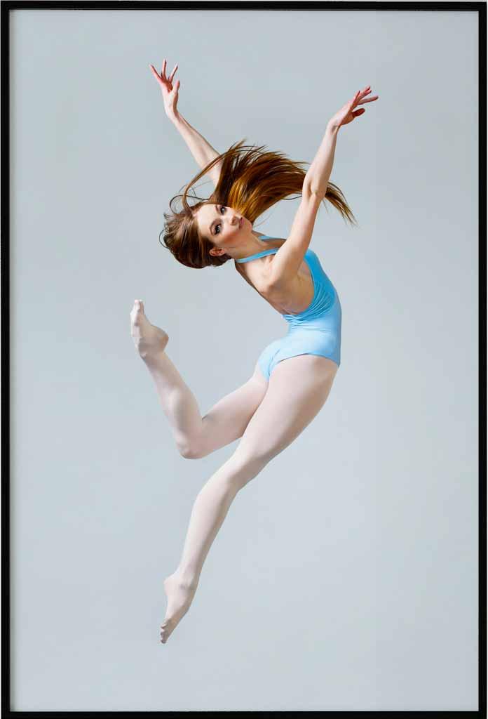 Dancer New York, Poster