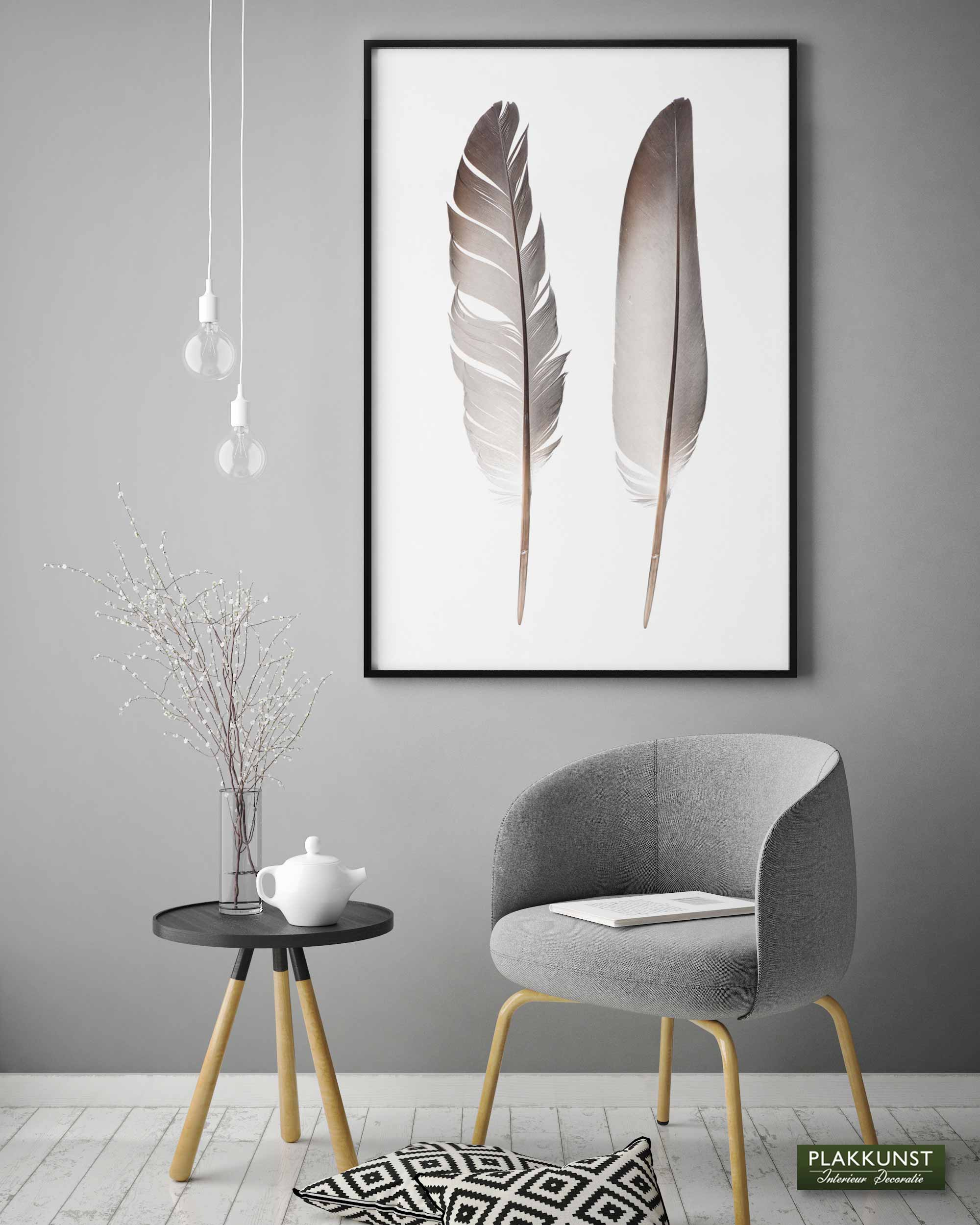 Feathers, Poster